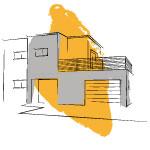 Conseils couleur façade